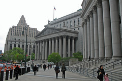 New York State Supreme Court by williamaveryhudson, on Flickr