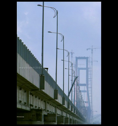 The Suramadu Bridge