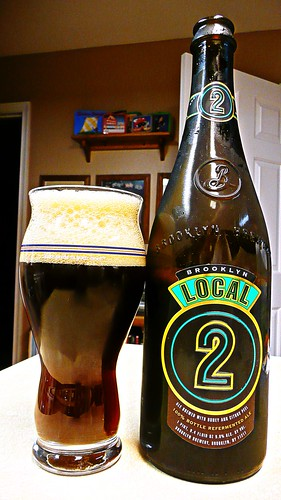 Week 39 - 52 Beers: Brooklyn Local 2