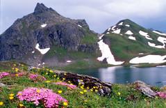 Tilisunasee, Tilisunaseehorn - Vorarlberg - Autriche (Philippe_28) Tags: lake alpes landscape austria see nikon lac paysage alp autriche vorarlberg capturethefinest