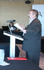 aupov 2009 conference: MC Jeff Saul