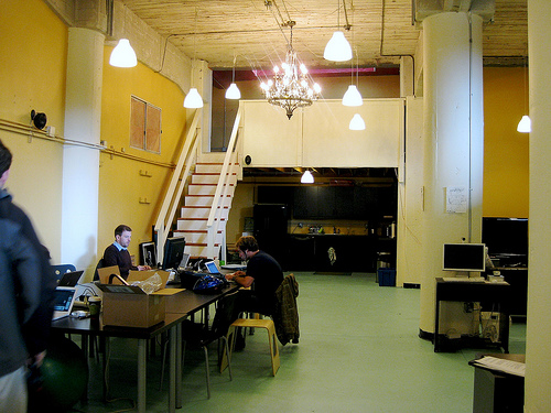 citizen space coworking site moves to larger space