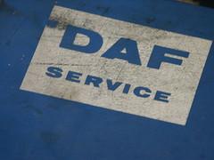 DAF Service Manual Cover