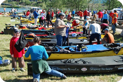 Yukon River Quest 2009