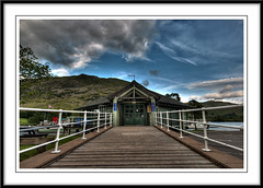 Ullswater Jetty (mliebenberg) Tags: uk lake northwest district lakeside hdr ullswater hdrphotography hdrphotos markliebenberg markliebenbergphotography