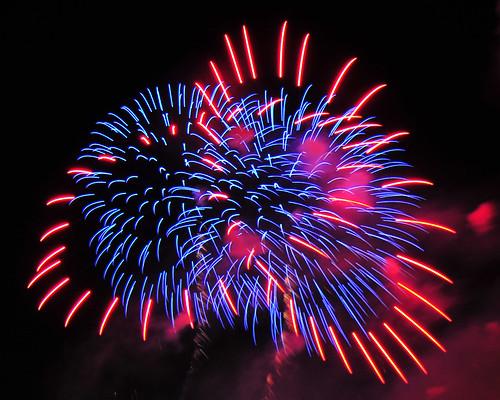 Gasworks Fireworks
