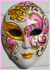 Venitian mask (maxje 2009) Tags: pink italy white gold mask venetian