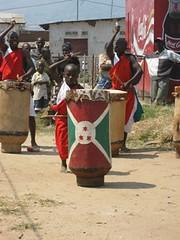 CEDAC drummers group