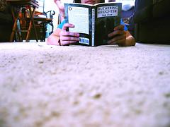 49/365 - summer reading.