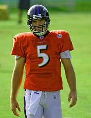 QUARTERBACK JOE FLACCO (nflravens) Tags: westminster md 5 nfl quarterback maryland qb hunter americanfootball ud trainingcamp nflfootball universityofdelaware baltimoreravens mcdanielcollege ravenstrainingcamp westminstermd ravensfootball flacco westminstermaryland mcdanielcollegewestminster baltimoreravenstrainingcamp nflravens baltimoreravensfootball joeflacco billhunter shoreshotphotography baltimorefootball baltimorequarterback ravensquarterback baltimoreravensqb baltimoreravensquarterback baltimoretrainingcamp