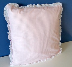 Crazy-Chic T-Pillow back
