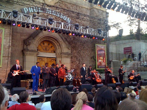 Lyle Lovett at the Mountain Winery