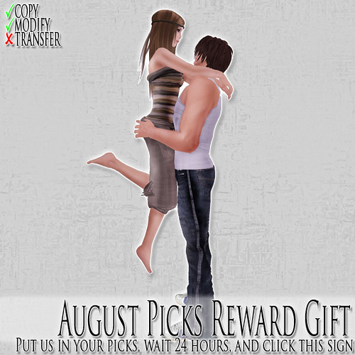 [ImpEle] August Picks Rewards