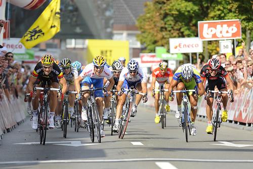 Tyler Farrar - Eneco Tour, stage 3