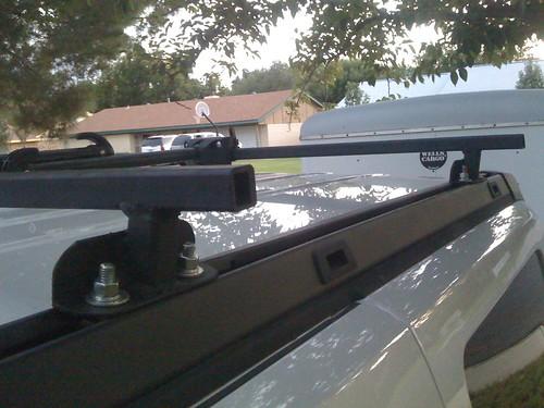 Custom Roof Rack Jeep Commander Forums Jeep Commander Forum