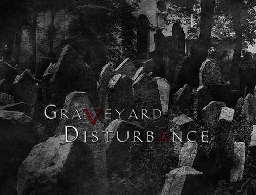 graveyard wallpaper. Graveyard Disturbance