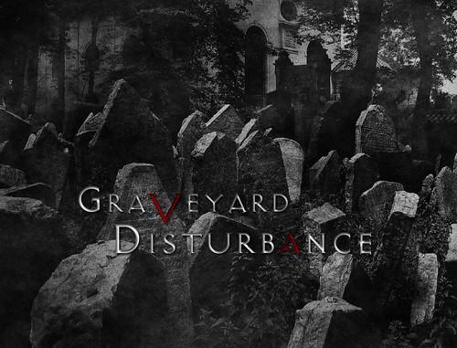 graveyard wallpaper. Graveyard Disturbance
