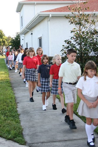 First day of school - Assembly
