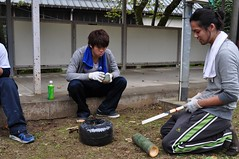 DSC_1213 (uruuruurusu) Tags: house bamboo remake