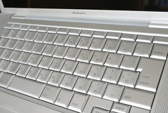 Keyboard: MacBook Pro (Mid. 2007)