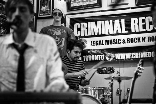 Hannah Georgas—April 27, 2010 @ Criminal Records