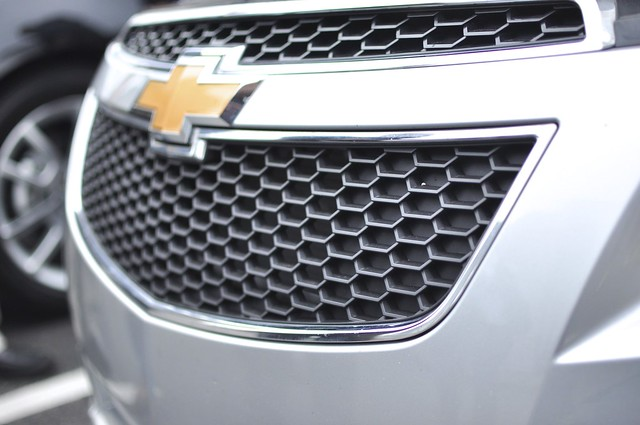 Cruze front end