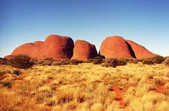 Austrálie: Kata Tjuta, Katherine Gorge, Shark Bay aneb Australský kýč za kýčem, 2. díl