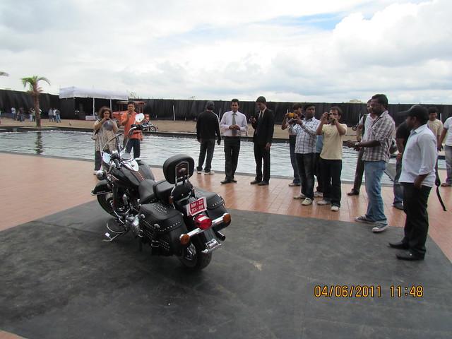 """Park Titanium Harley Fest"" at Park Street Wakad Pune IMG_3042"