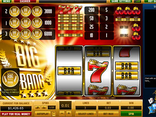 Big Bang slot game online review