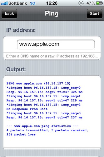 SoftBank SIM for iPhone4