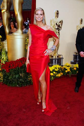 Premios Oscar Heidi Klum