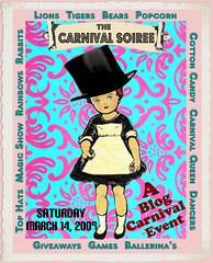 The Carnival Soiree, A Blog Event!