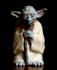 Yoda (Anaglyph 3D) (patrick.swinnea) Tags: starwars stereoscopic 3d yoda anaglyph jedi