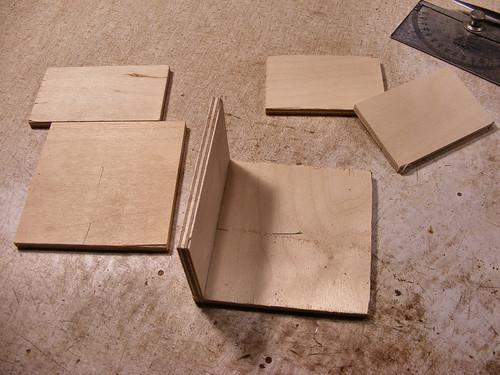 Making a Tiny Sq Box #4