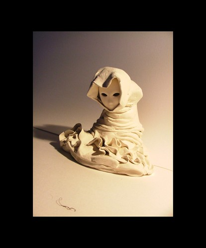 sculpture by Margherita Premuroso