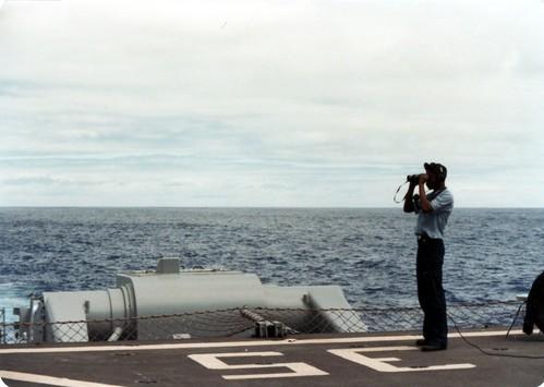 at sea 2