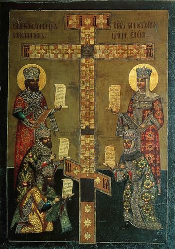 018- Veneracion de una cruz 1680