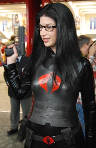 Baroness 2 - Wondercon 2009