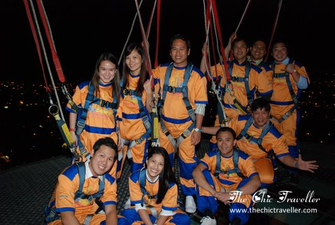 Club Ultima Skywalk Extreme