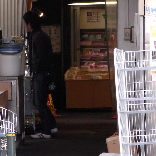 三河島朝鮮マーケット1