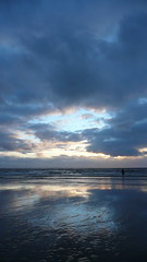 Crosby Beach (DipsyMagners) Tags: beach crosby crosbybeach