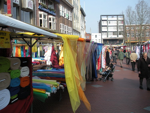 Tuesday Fabric Market