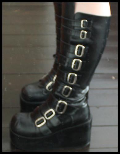 Demonia Boots (by tallybates)
