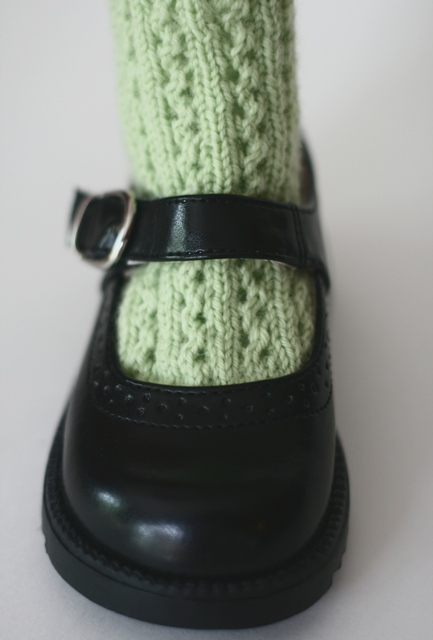 Ravelry Socks For Mary Janes Pattern By Staci Perry
