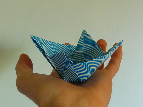 Origami Weekly Zhoubi Bowl By Philip Chapman Bell