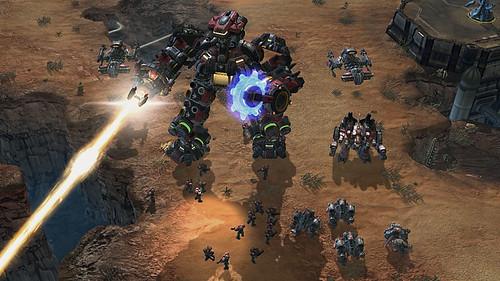 Terra-Tron de StarCraft II