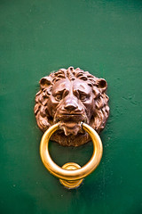 "Door knocker • <a style=""font-size:0.8em;"" href=""http://www.flickr.com/photos/37214282@N00/3409199832/"" target=""_blank"">View on Flickr</a>"