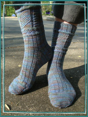 girl gansey socks