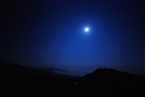 阿里山淩晨四點半