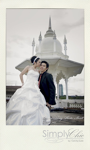 May ~ Pre-wedding photography